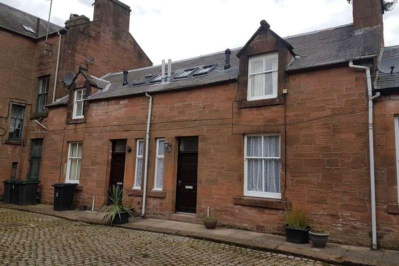 1 Bedroom Flat for rent in Queensberry Mews, Dumfries, DG1
