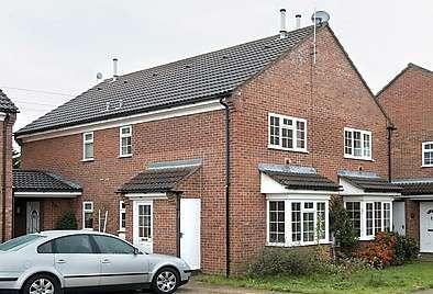 1 Bedroom End Of Terrace House for rent in Heddon Way, St Ives