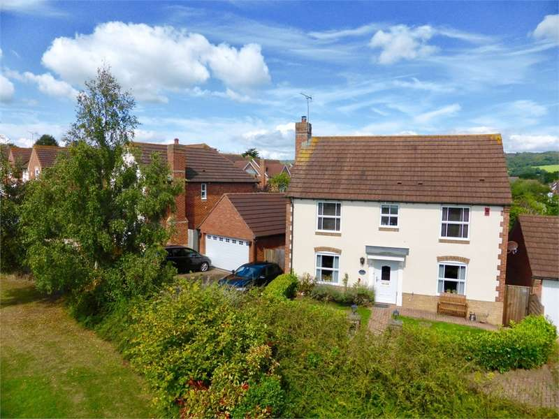 4 Bedrooms Detached House for sale in Yeo Valley Way, Wraxall, Bristol, North Somerset