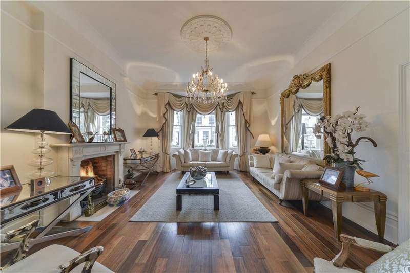 6 Bedrooms Semi Detached House for sale in Phillimore Gardens, Kensington, London, W8