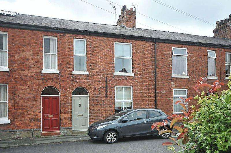 3 Bedrooms Terraced House for sale in Queen Street, Knutsford