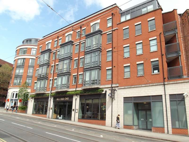2 Bedrooms Apartment Flat for sale in Weekday Cross Building, Halifax Place NG1