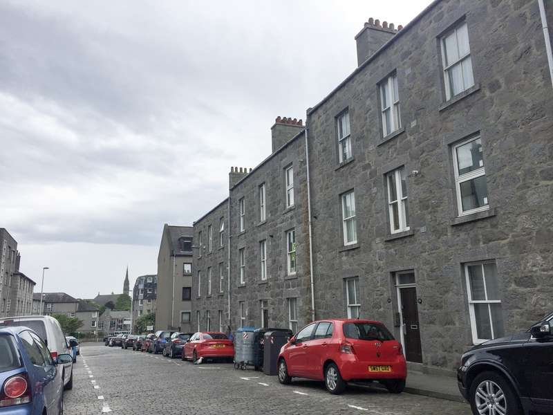 1 Bedroom Apartment Flat for sale in Richmond Walk, Rosemount, Aberdeen AB25