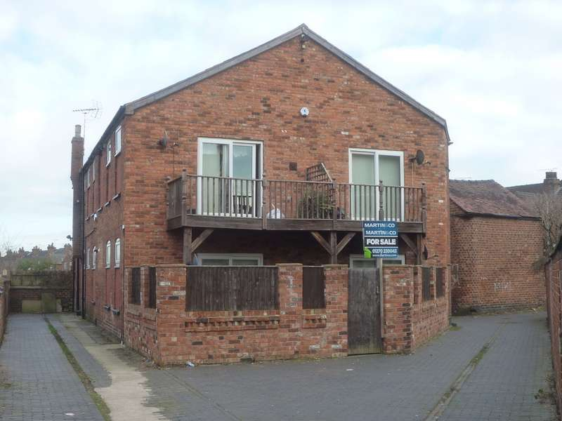 1 Bedroom Apartment Flat for sale in Empire Mill Hall O Shaw Street Crewe CW1