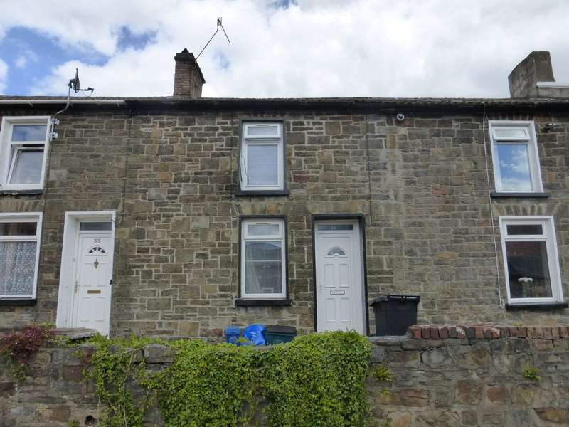2 Bedrooms Terraced House for sale in Tramroad Terrace, Merthyr Tydfil CF47