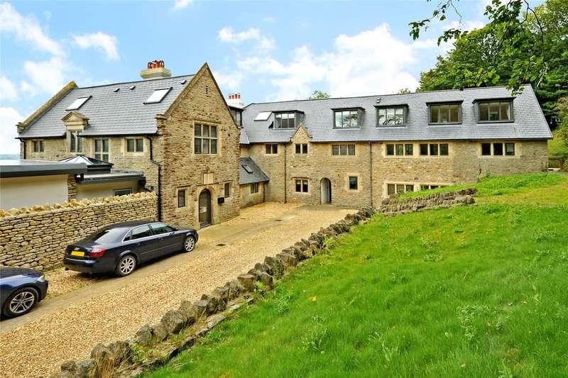 3 Bedrooms Flat for sale in Brockham End Mews, Lansdown, Bath, BA1