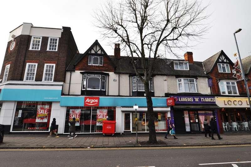 3 Bedrooms Duplex Flat for rent in High Street, Kings Heath, Birmingham, B14