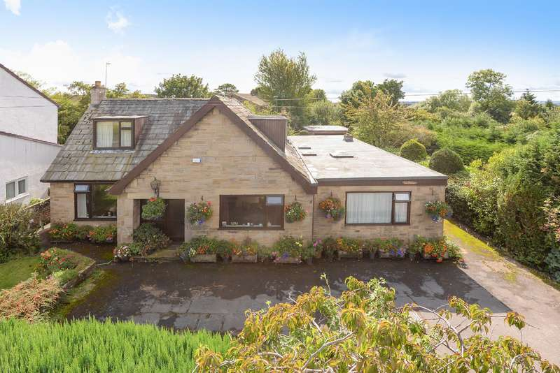 4 Bedrooms Detached House for sale in Shaw Lane Gardens, Guiseley, Leeds, LS20 9JH