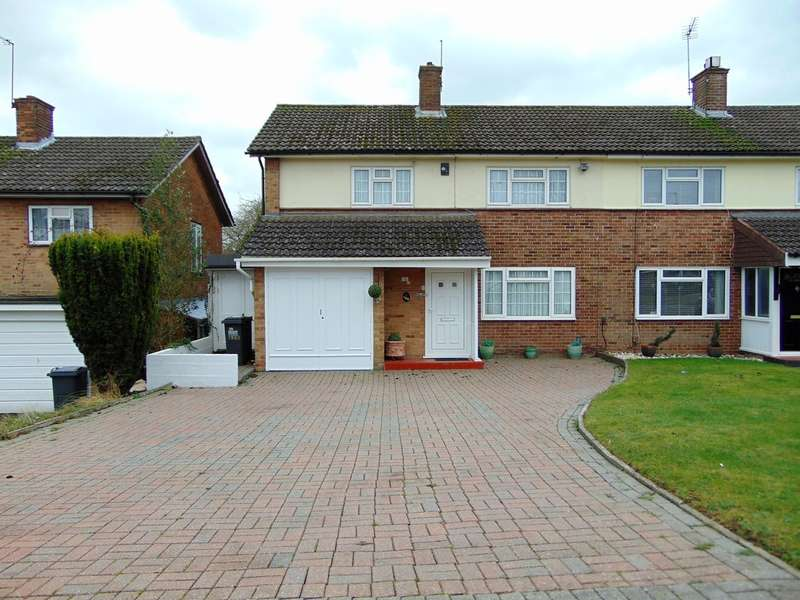 3 Bedrooms Semi Detached House for sale in Falconwood Road, Croydon, CR0 9BF