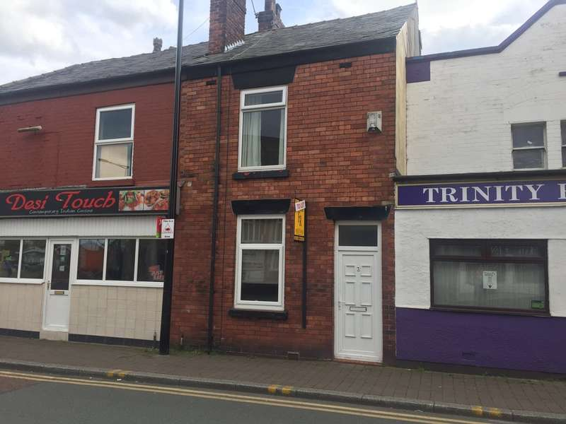 1 Bedroom Ground Flat for rent in Tamworth Street, Newton-Le-Willows