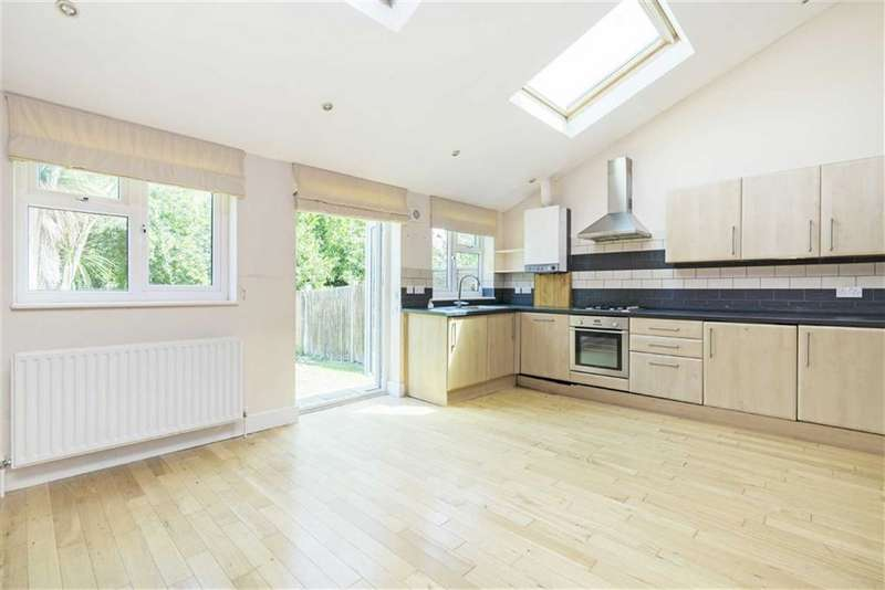 2 Bedrooms Flat for sale in Links Road, Tooting, London