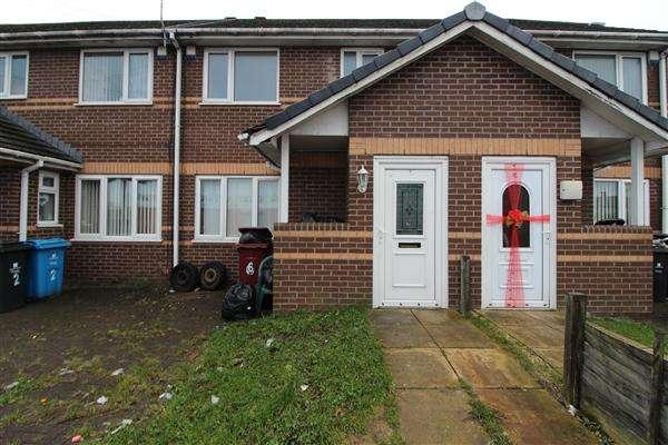 3 Bedrooms Terraced House for rent in Rhosesmor Terrace, Rhosesmor Road, Kirkby