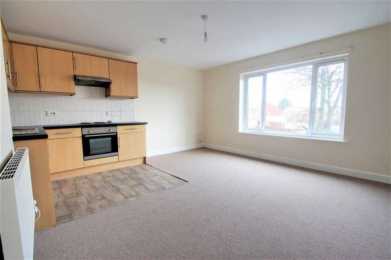 2 Bedrooms Apartment Flat for sale in Swift Gardens, Flat 3, Lincoln