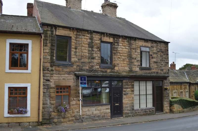 3 Bedrooms Terraced House for rent in Pontefract Road, Ackworth, Pontefract, WF7