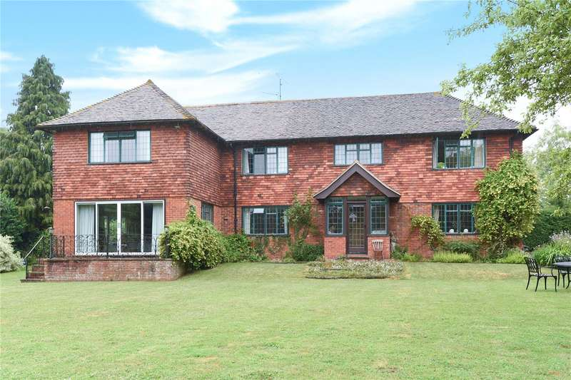 5 Bedrooms Detached House for sale in Emms Lane, Brooks Green