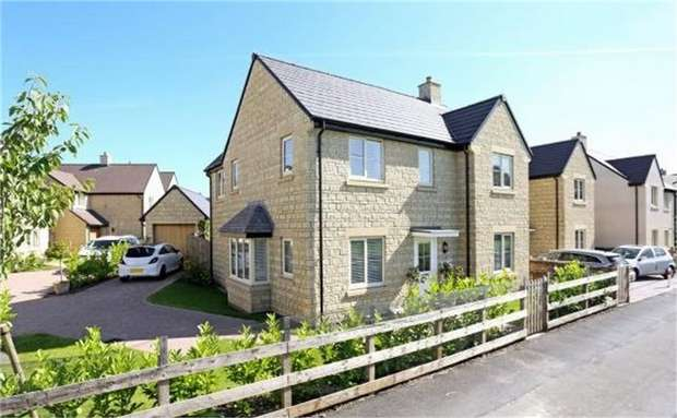 4 Bedrooms Detached House for sale in The Tynings, Minchinhampton, Stroud, Gloucestershire