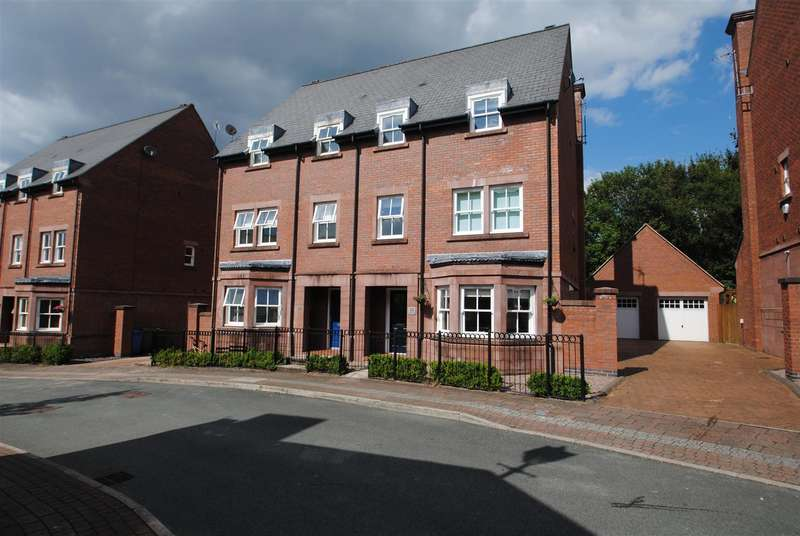 5 Bedrooms Semi Detached House for sale in Bretland Drive, GRAPPENHALL HEYS, WARRINGTON