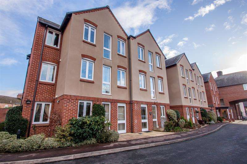 1 Bedroom Retirement Property for sale in Station Street, Ross-On-Wye