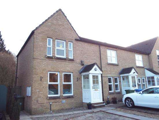 2 Bedrooms End Of Terrace House for sale in Bracknell, Berkshire