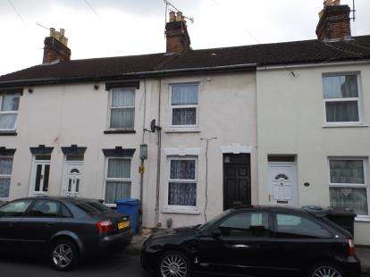 3 Bedrooms Terraced House for sale in Ipswich, Suffolk