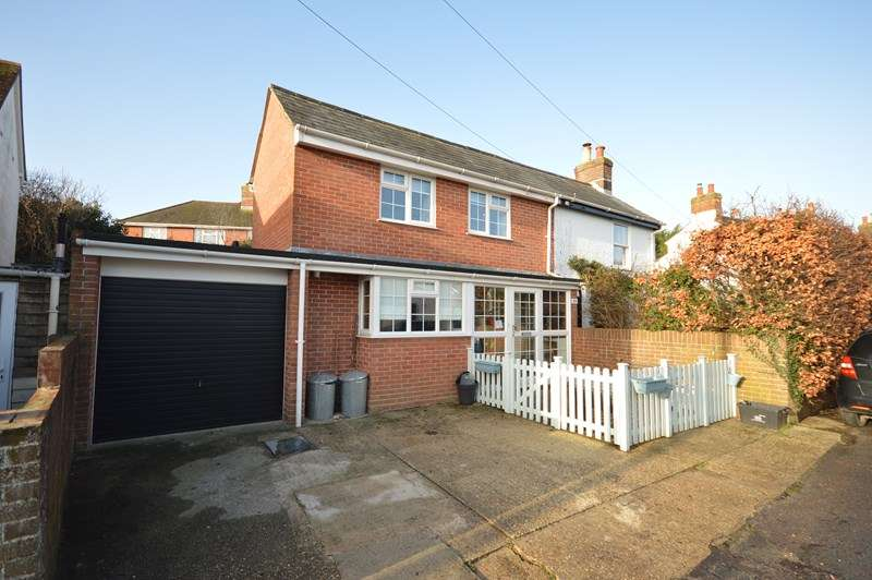 2 Bedrooms Semi Detached House for sale in Lower Buckland Road, Lymington