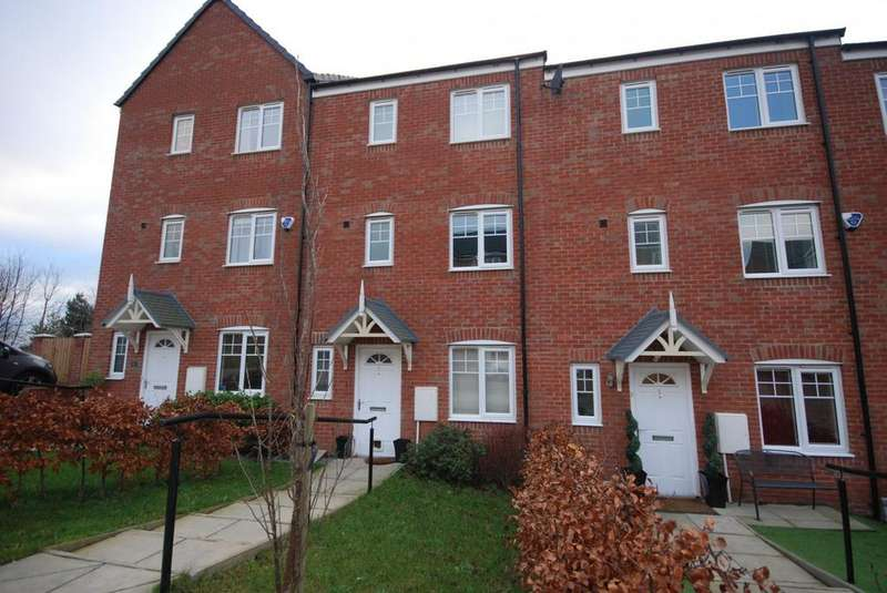 4 Bedrooms Terraced House for sale in Maddison Gardens, Birtley