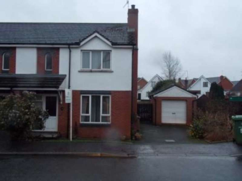 3 Bedrooms Retirement Property for rent in Inglewood Lodge, Portadown, BT62 3BT