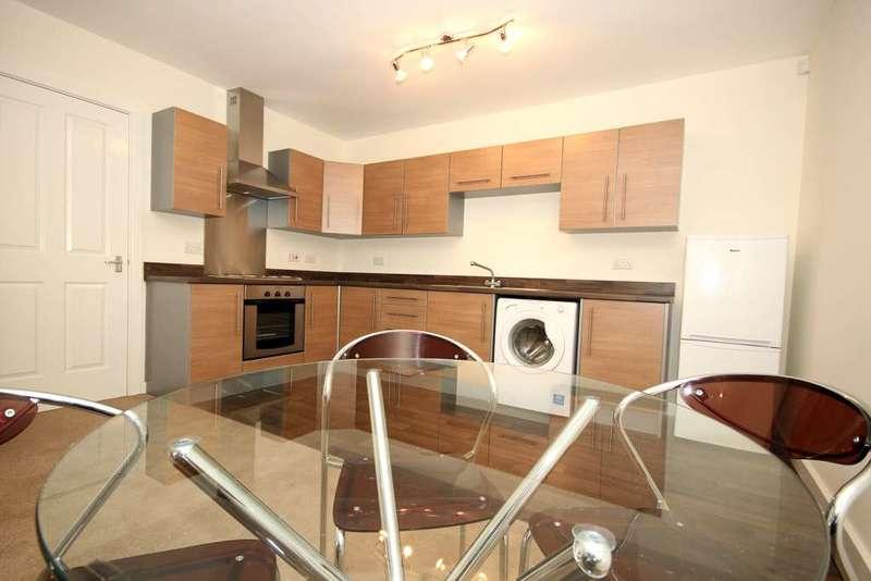 2 Bedrooms Apartment Flat for rent in Bridgefield Court, Prescot