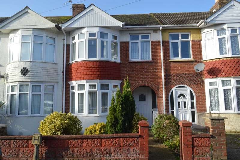 3 Bedrooms Terraced House for sale in Hill Park Road, Gosport