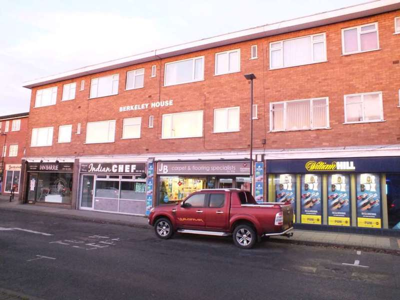1 Bedroom Flat for rent in Walmley Road, Sutton Coldfield