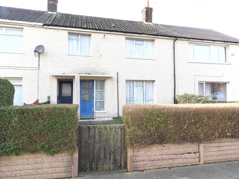 3 Bedrooms Terraced House for sale in Copthorne Road, Westvale