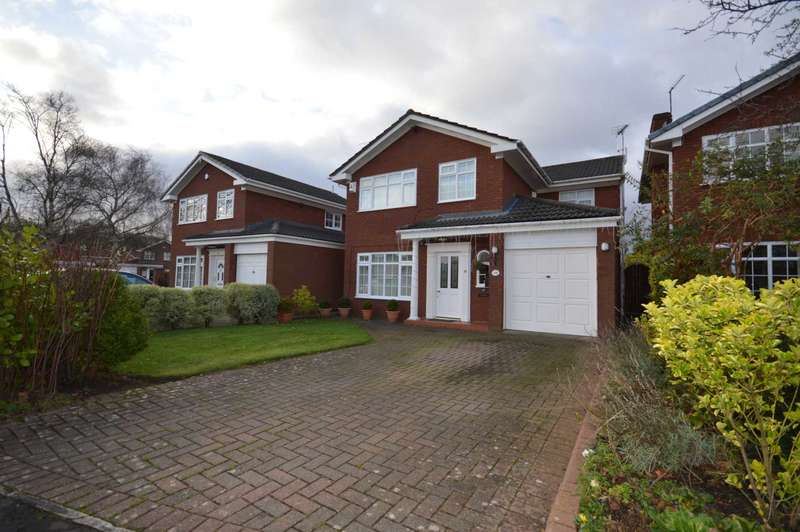 4 Bedrooms Detached House for sale in Orston Crescent, Spital