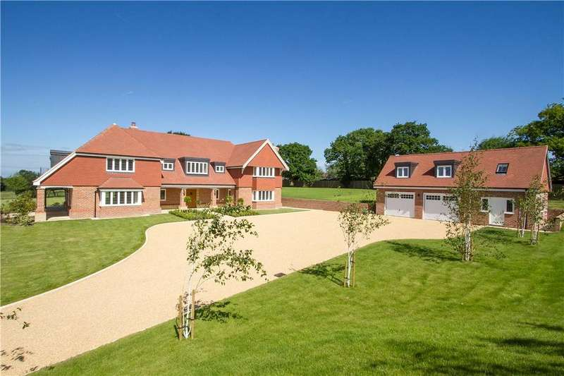6 Bedrooms Detached House for sale in Coolham Road, Brooks Green, Horsham, RH13
