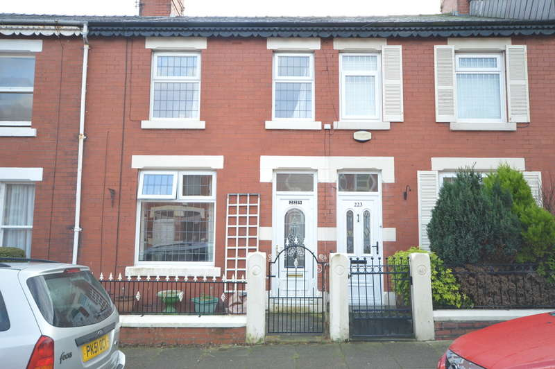 2 Bedrooms Terraced House for sale in Cunliffe Road, Marton