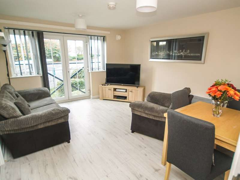 2 Bedrooms Flat for sale in Purlin Wharf, Netherton