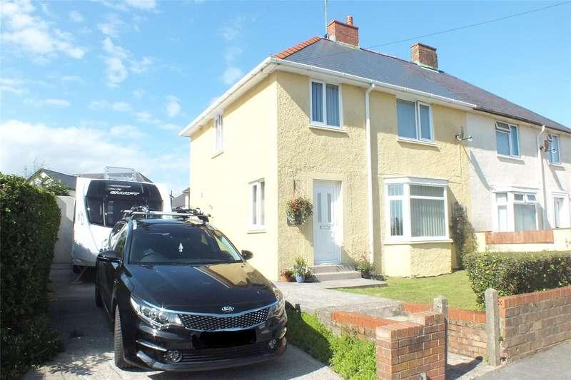 3 Bedrooms Semi Detached House for sale in Woodbine Terrace, Pembroke, Pembrokeshire