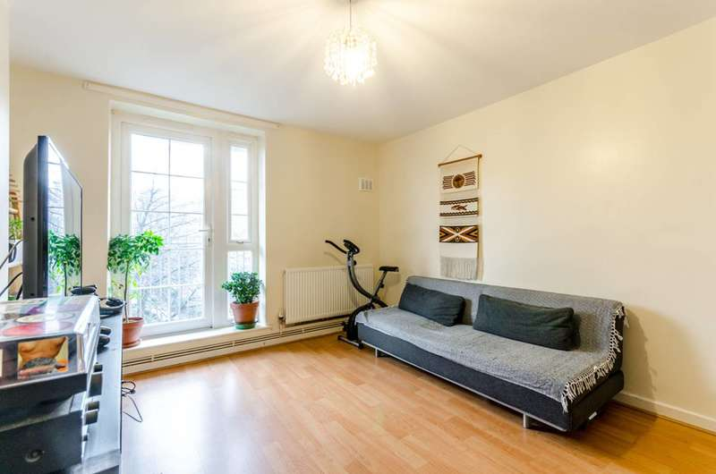 2 Bedrooms Flat for sale in Whitmore Estate, London, Hoxton, N1