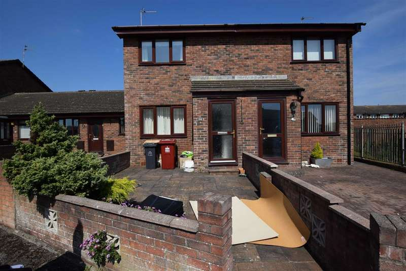 2 Bedrooms Semi Detached House for sale in Irwell Road, Barrow-in-Furness, Cumbria