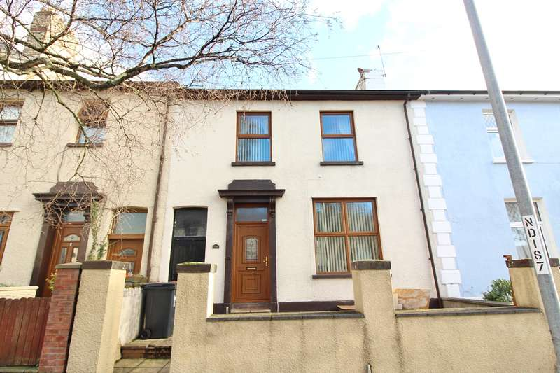 3 Bedrooms Terraced House for sale in Victoria Avenue, Newport, NP19