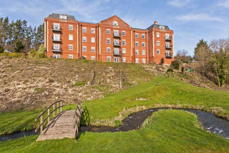 2 Bedrooms Flat for rent in The Malms Shawford Road, Winchester, SO21
