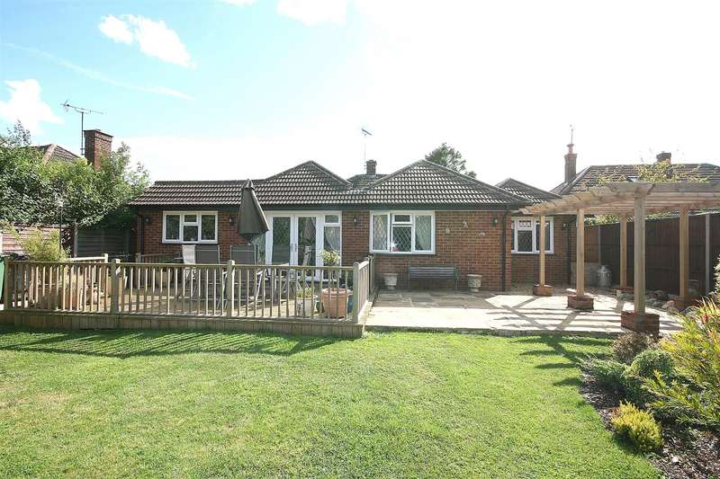 4 Bedrooms Detached Bungalow for sale in Church Lane, Eaton Bray, Beds