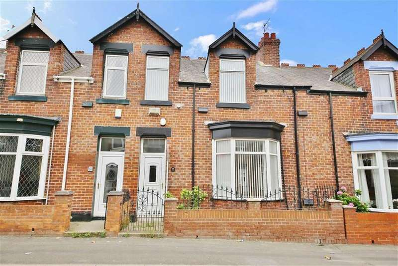 3 Bedrooms Terraced House for sale in Merle Terrace, Pallion, Sunderland, SR4