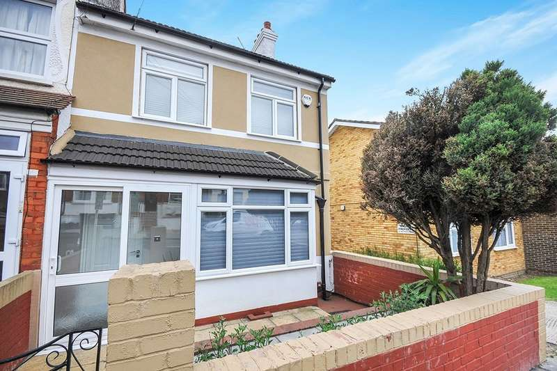 4 Bedrooms Semi Detached House for sale in Beauchamp Road, London, SE19
