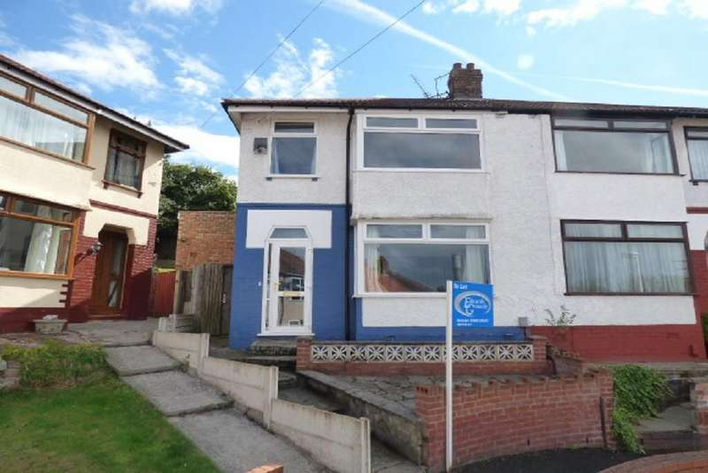 3 Bedrooms House for sale in Perrin Avenue, Runcorn