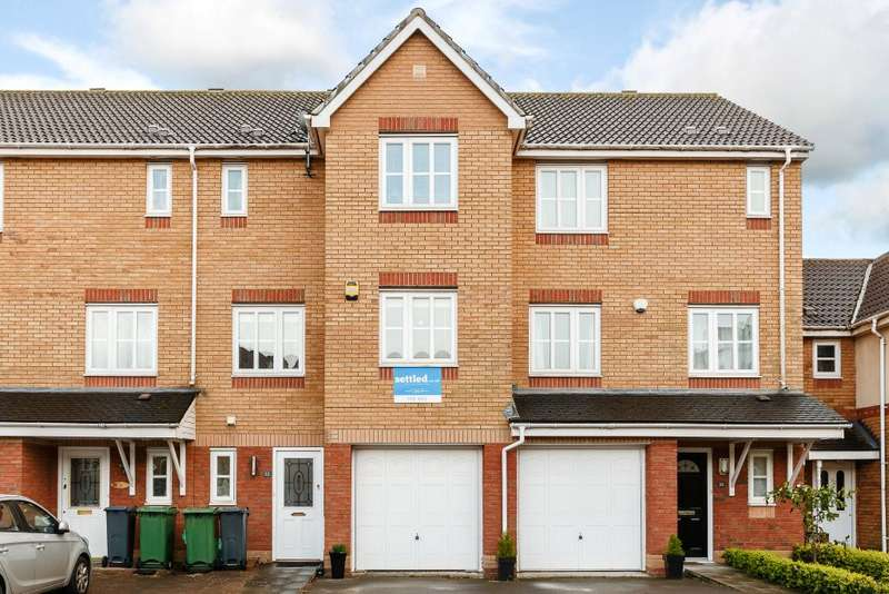 3 Bedrooms Terraced House for sale in Ffordd Daniel Lewis, St Mellons, CF3 0RQ