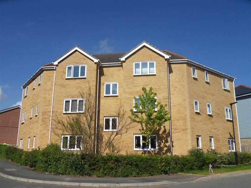 2 Bedrooms Apartment Flat for sale in Apartment 5, Snowberry Road, Newport