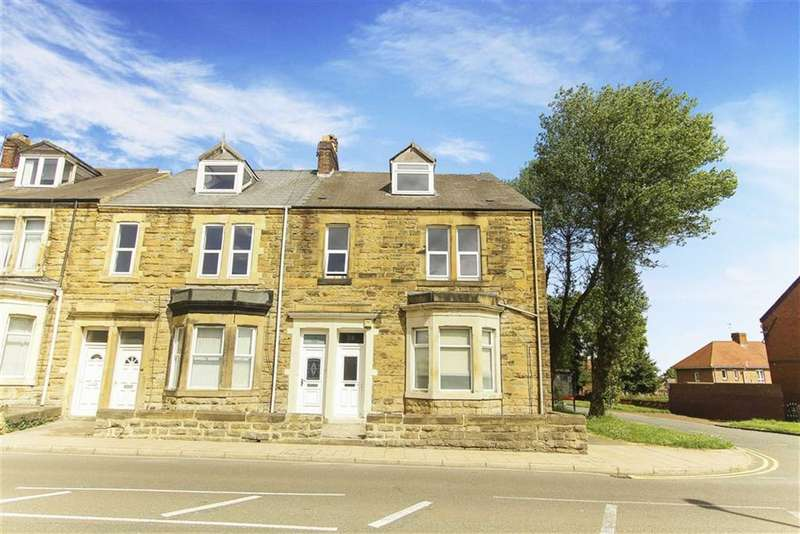 3 Bedrooms Flat for sale in Musgrave Terrace, Pelaw, Gateshead