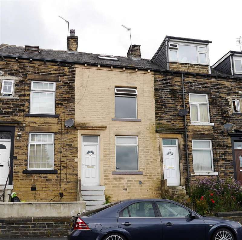 2 Bedrooms Terraced House for sale in Lindley Road, Little Horton, Bradford, BD5 7PD