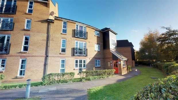 2 Bedrooms Flat for sale in Imperial Way, Apsley Lock, Hemel Hempstead, Hertfordshire
