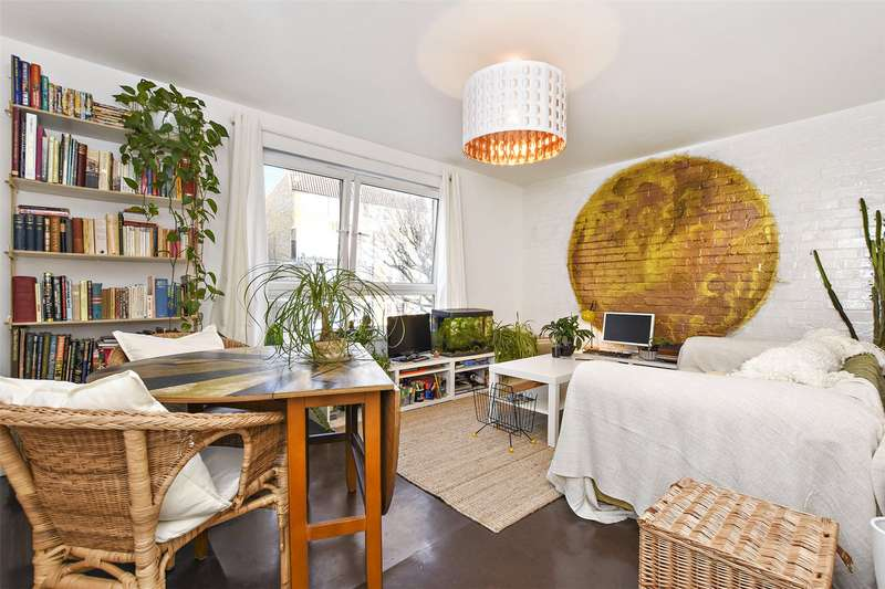 1 Bedroom Flat for sale in Redcastle Close, London, E1W